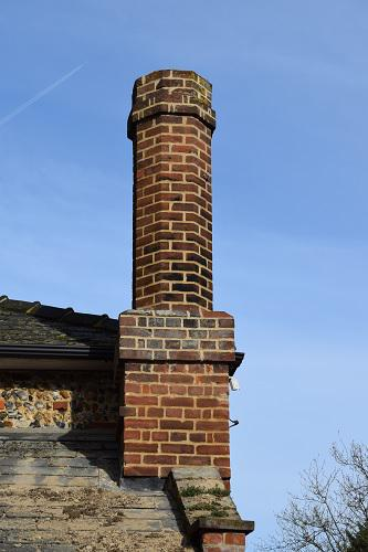 Image 13 - A stunning chimney that has had a complete  Re point