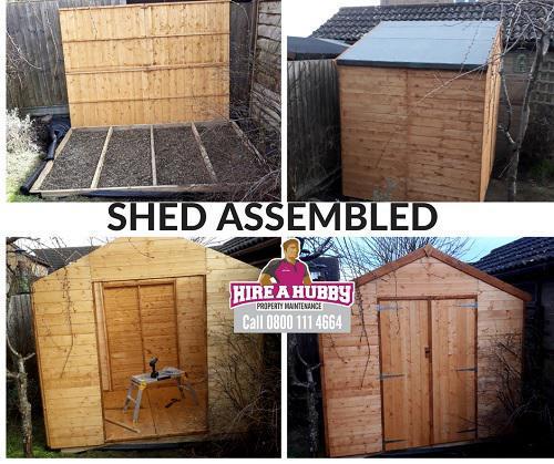 Image 12 - Shed Assembled