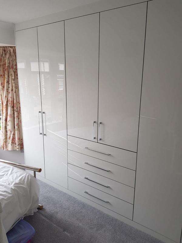 Image 29 - Pre finished Built in Wardrobes
