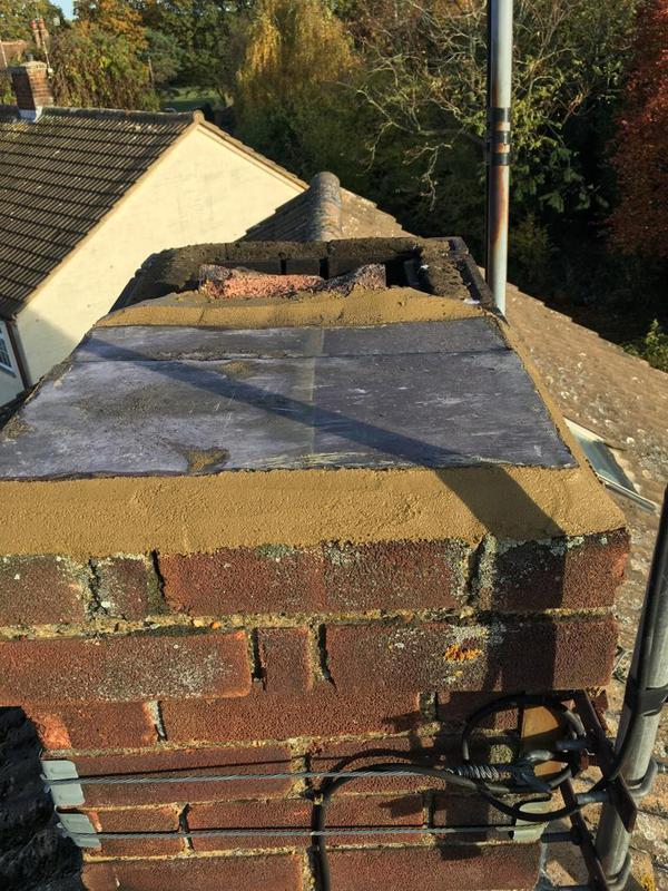 Image 23 - Chimney capping