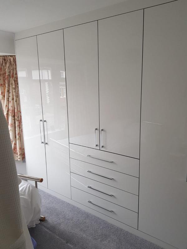 Image 42 - Pre finished Built in Wardrobes