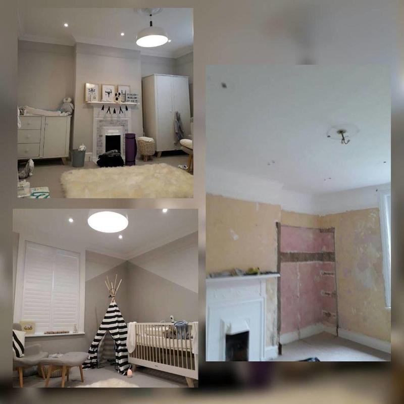Image 8 - Baby bedroom remodelling