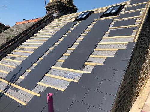 Image 17 - Slate roof