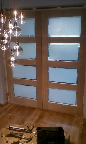 Image 77 - door install