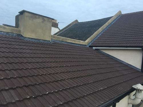 Image 11 - New Redland 49 roof after