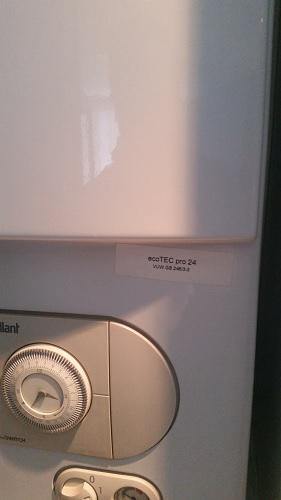 Image 20 - Annual Boiler Service - completed and ready for the winter