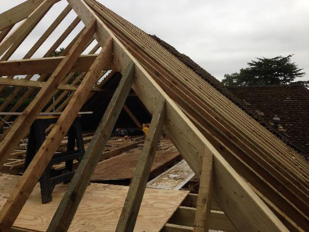 Image 26 - Pitched roof