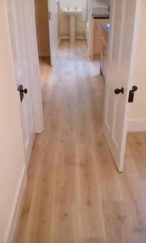 Image 66 - we always install our flooring without putting breaks between rooms