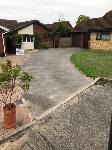 Image 64 - New block paving driveway in Bishops Stortford