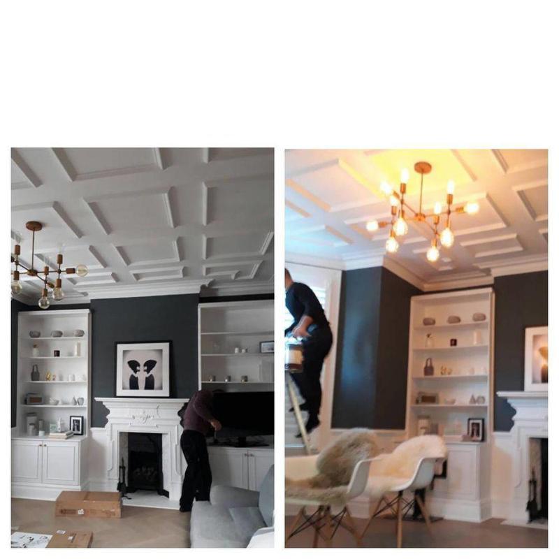 Image 11 - Living room remodelling