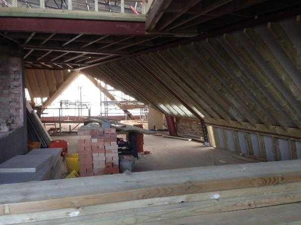 Image 27 - Pitched roof