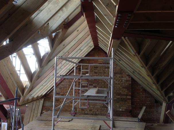 Image 24 - Pitched roof