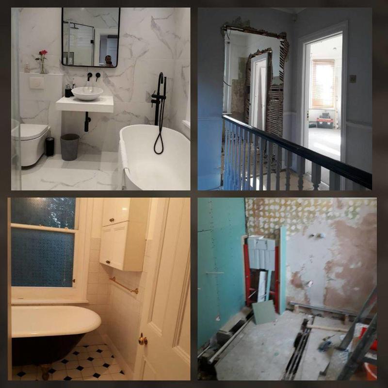 Image 2 - Ensuite bathroom full remodelling