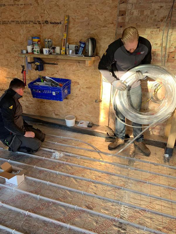 Image 29 - We supply and fit underfloor heating