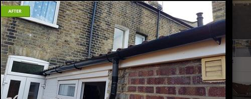 Image 71 - new upvc fascia &1/2 round gutter