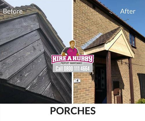 Image 4 - Porch