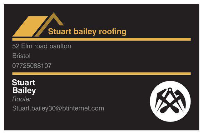 Stuart Bailey Roofing logo