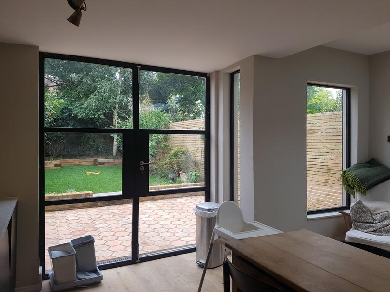 Image 15 - Hackney kitchen extension