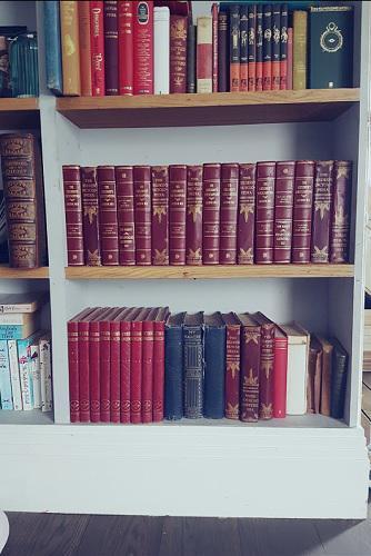 Image 66 - oak bookcase