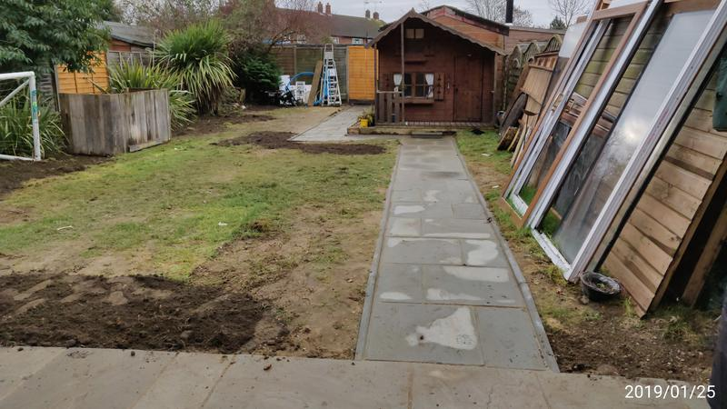 Image 3 - paving in Guildford