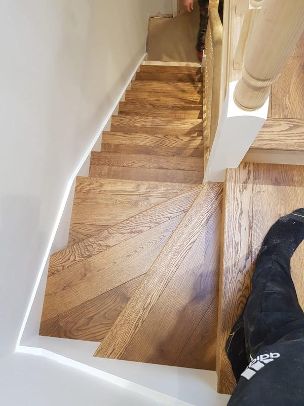 Image 52 - Wood Flooring Installation-Farnham