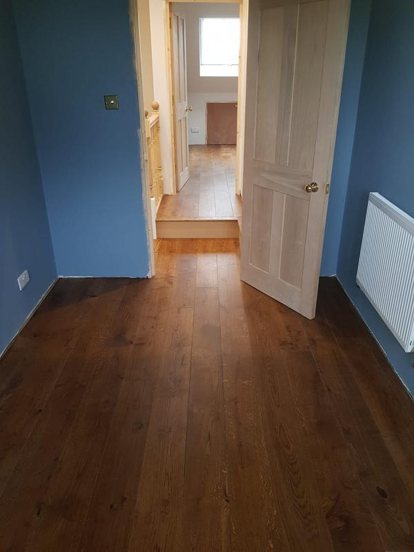 Image 53 - Wood Flooring Installation-Farnham