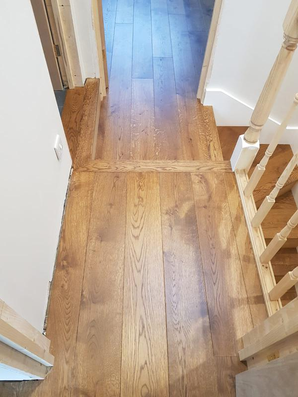 Image 56 - Wood Flooring Installation-Farnham