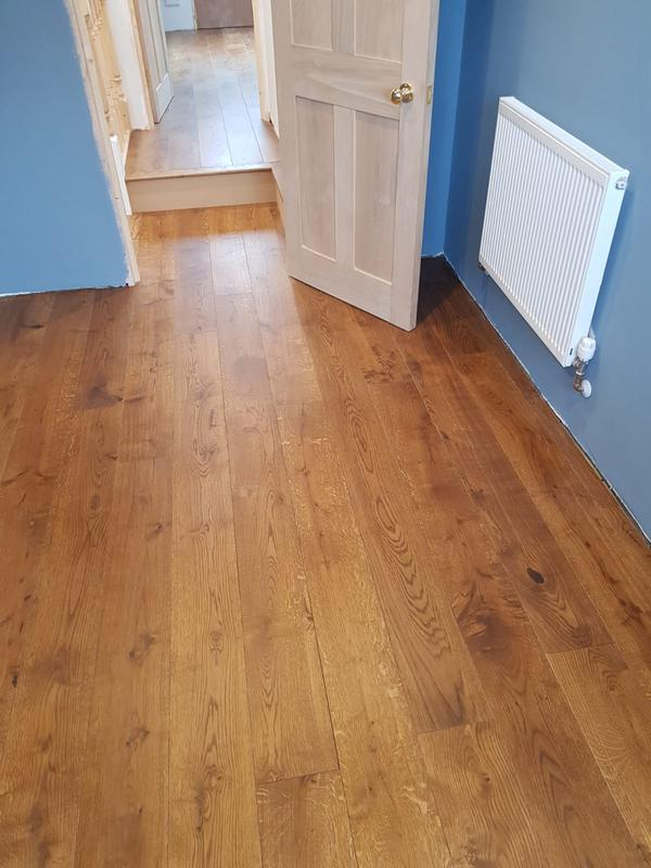 Image 44 - Wood Flooring Installation-Farnham