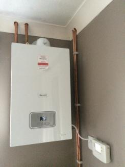 Image 38 - A new glowworm heat only boiler