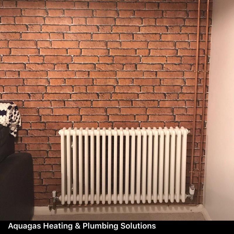 Aquagas Heating & Plumbing Solutions logo