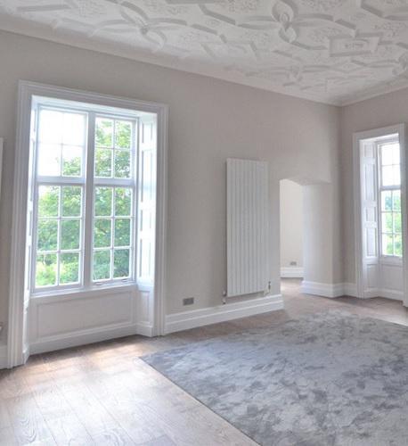 Image 76 - hamels mansion - Buntingford - floor/sash window install