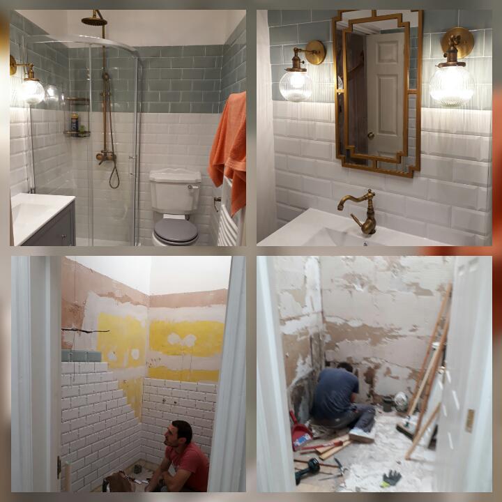 Image 20 - Bathroom refurbishment