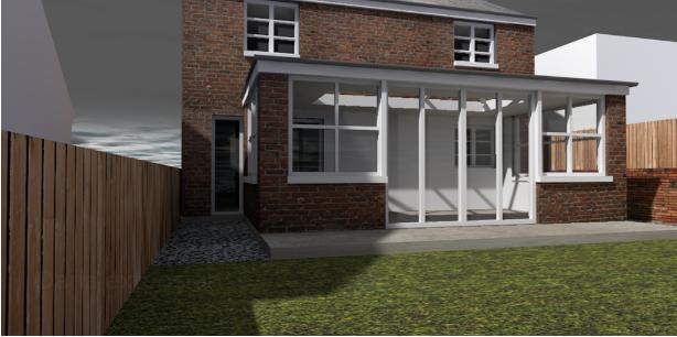Image 14 - A young couple wanted an orangery. We have showed them how many different options they have. They were absolutely delighted!!