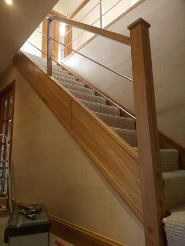 Image 43 - We made this balustrade in Bath
