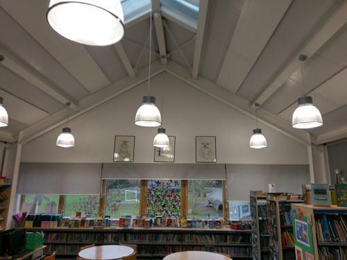Image 42 - School Lighting
