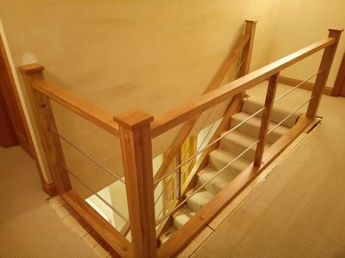 Image 45 - We made this balustrade in Bath
