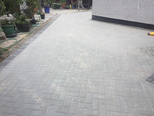 Image 47 - Block paving patio & pathways in Woking