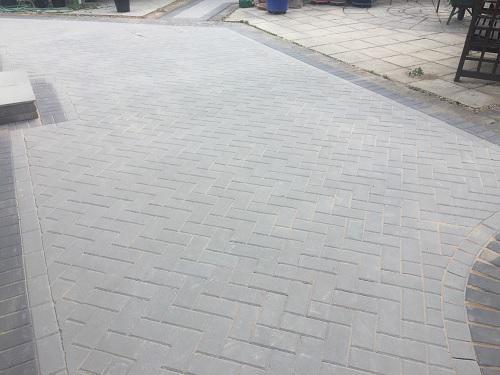 Image 49 - Block paving patio & pathways in Woking