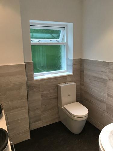 Image 188 - Old bathroom restoration - Farnborough