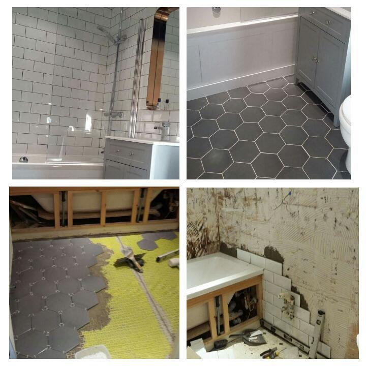 Image 14 - Bathroom refurbishment