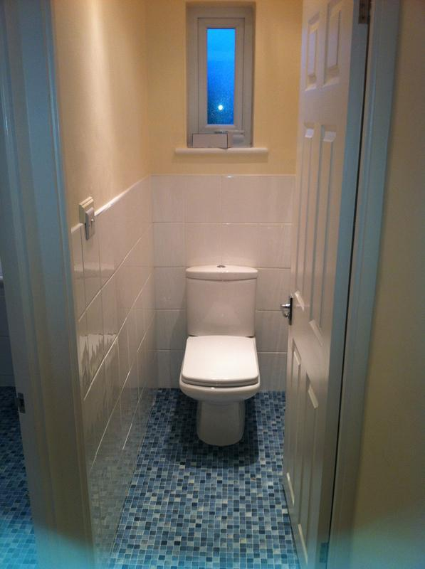 Image 25 - bathroom completed