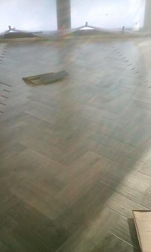 Image 55 - lvt parquet floor