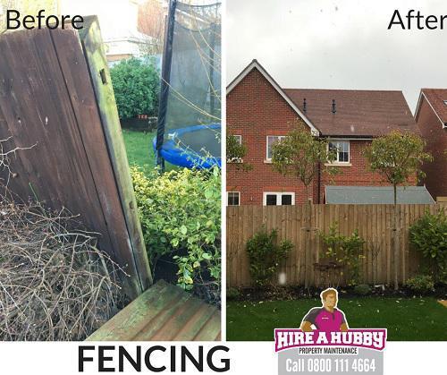 Image 9 - Fencing