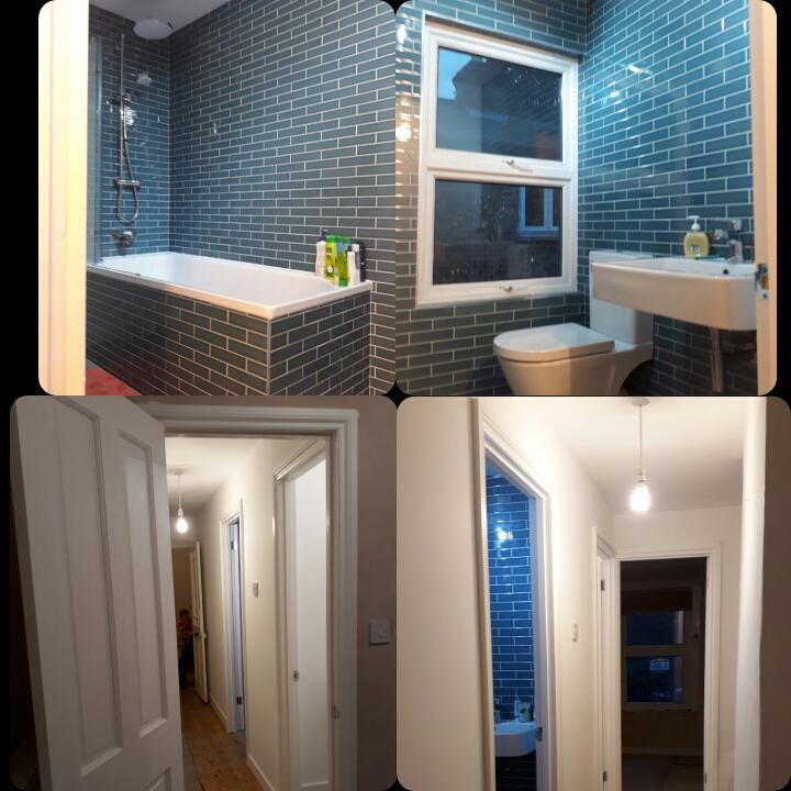 Image 12 - Make bathroom and separate toilet finish