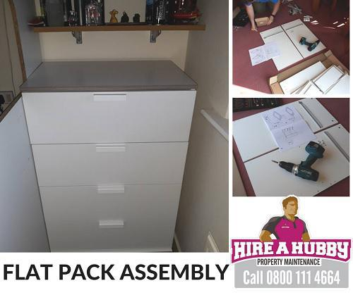 Image 25 - Flat Pack Assembly