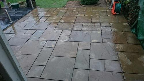 Image 30 - Patio slabs