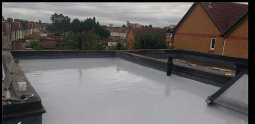 Image 65 - flex 25 roof roof coating