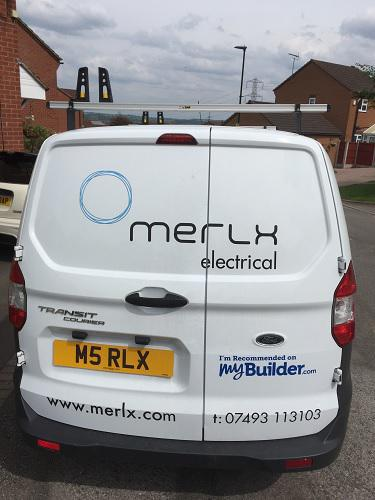 Image 8 - Look out for our vans!