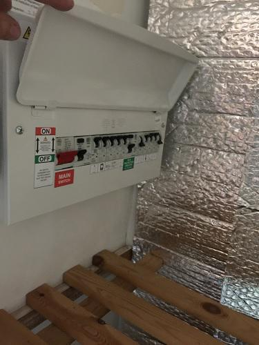 Image 3 - New fuse board fitted no more fuse wire!