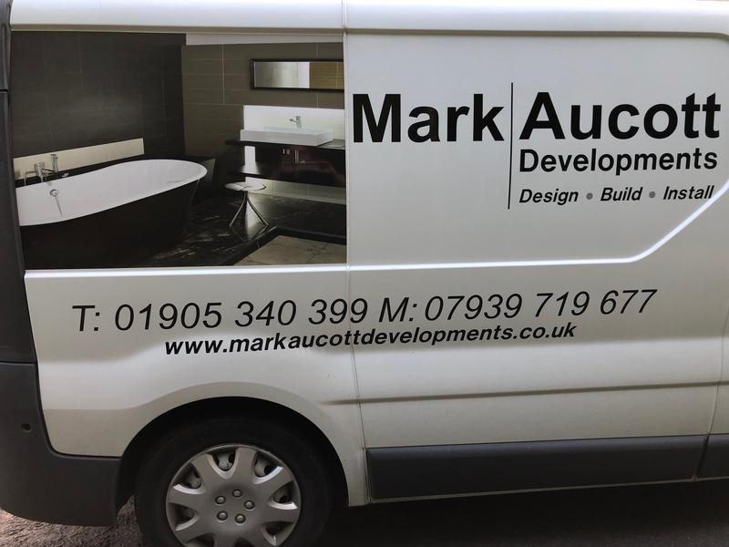 Mark Aucott Developments logo